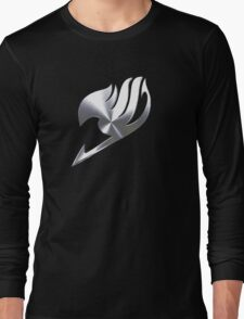 Metal Fairy Tail Guild Symbol Long Sleeve T-Shirt
