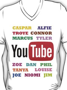 YOUTUBE STARS T-Shirt