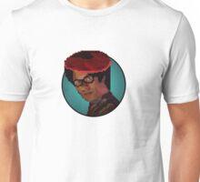 Maurice Moss Head Pixel Shot Unisex T-Shirt