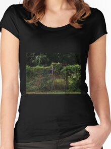 Jump The Fence Women's Fitted Scoop T-Shirt