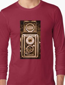 Vintage Camera III ~ Series  Long Sleeve T-Shirt