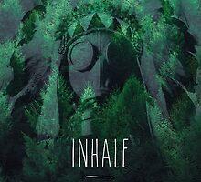Inhale/Exhale by riotkoufax