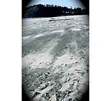 Sandy Shores of Newport Photographic Print