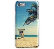 Florida Beach iPhone Case/Skin