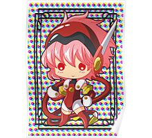 Chibi Angelic Layer Poster