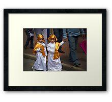 Cuenca Kids 644 Framed Print