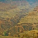 The Grand Canyon Series  - 2 Down in the Valley by Paul Gitto
