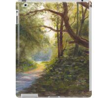 Evening on Wimbledon Common iPad Case/Skin