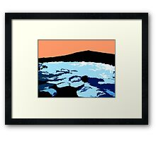 GIANT'S CAUSEWAY 2 Framed Print