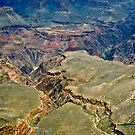 The Grand Canyon Series  - 5 Belly of the Beast by Paul Gitto