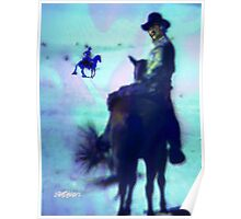 Blue Riders Poster