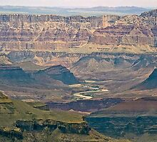 The Grand Canyon Series  - 11 River Valley by Paul Gitto
