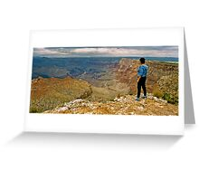 The Grand Canyon Series  - Anne's Canyon Greeting Card