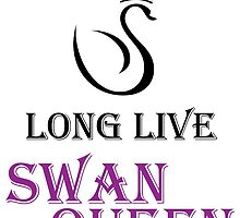 Long Live Swan Queen by queequeg35