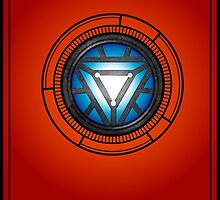 The Arc Reactor by Israel Rodriguez
