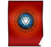 The Arc Reactor Poster