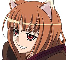 Spice and Wolf - Holo by SergioIkari