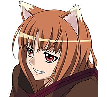 Spice and Wolf - Holo Photographic Print