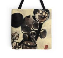 utopian dream and war...  and peace [politically corrected series] Tote Bag