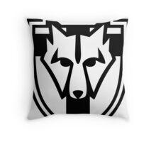 TES - Skyrim Solitude  Throw Pillow