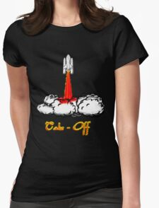 Space Shuttle Take-Off T-shirt, leggings, etc. design T-Shirt