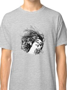 The Little Girl's Head Spin Classic T-Shirt