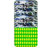 DAY OUT AT THE RACES iPhone Case/Skin