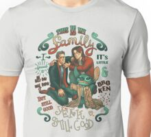 Supernatural family Unisex T-Shirt