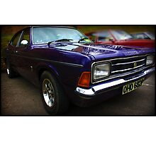 Ford Cortina Photographic Print