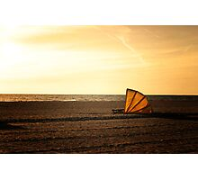Relaxing Moments Photographic Print