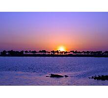 Fred Howard Beach-Tarpon Springs Florida Photographic Print