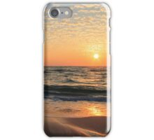 Sunset at the Beach iPhone Case/Skin