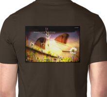 Fish=Kneeboard Surfing Unisex T-Shirt