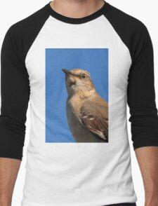 Mockingbird Portrait Men's Baseball ¾ T-Shirt