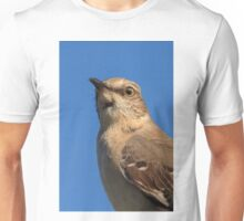 Mockingbird Portrait Unisex T-Shirt