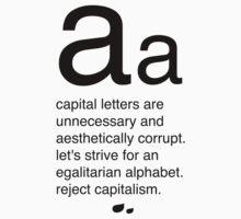 reject capitalism T-Shirt