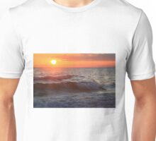 Sun and Waves Unisex T-Shirt
