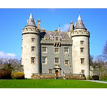 Killyleagh Castle Photographic Print
