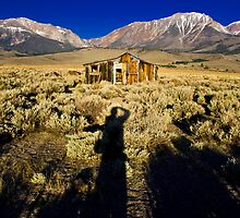 Early Morning Ghost Town, CA by morealtitude