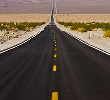 Straight and Narrow, Death Valley by morealtitude