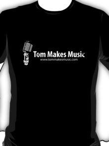 Tom Makes Music - Logo T-Shirt