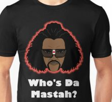 Sho Nuff the shogun of Harlem! Glow edition. Unisex T-Shirt