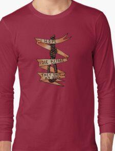 .joyriding Long Sleeve T-Shirt