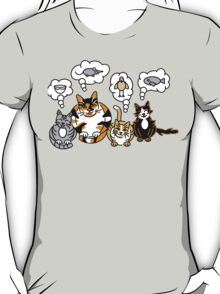 What Cats Think About T-Shirt
