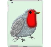 A Baby Robin T-shirt, etc. design iPad Case/Skin