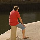 Sittin' on the Dock of the Bay by Buckwhite