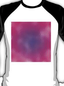Rose-Violet Dream (Glass) T-Shirt