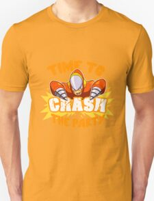 Time to Crash the Party Unisex T-Shirt