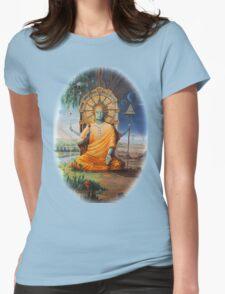 Crossroads Womens Fitted T-Shirt