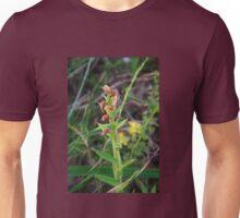 Red Beak Orchid (Pterostylis sanguinea) Unisex T-Shirt